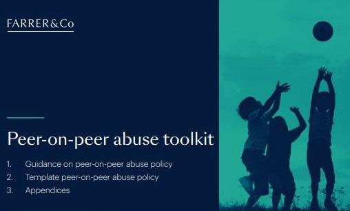 New peer-on-peer abuse toolkit for schools